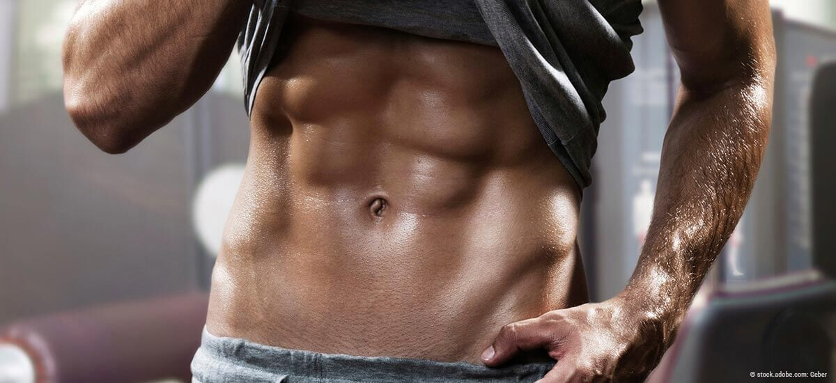 Trainingsziel: Sixpack